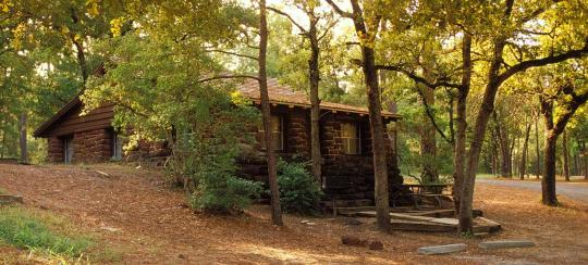 Photo: Bastrop State Park
