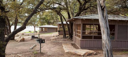 Facility Details - Meridian State Park, TX - Texas State Parks